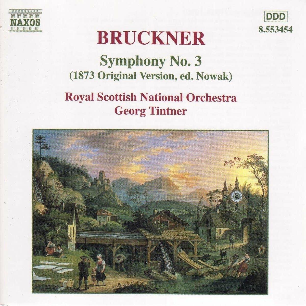 Anton Bruckner - Symphony No. 3: II. Adagio