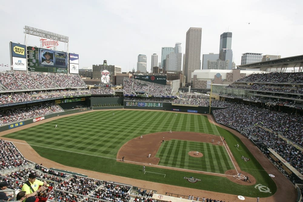 Target Field to host Tommies vs. Johnnies