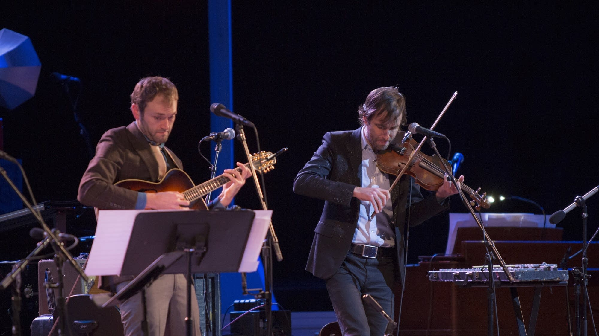 Chris Thile and Andrew Bird