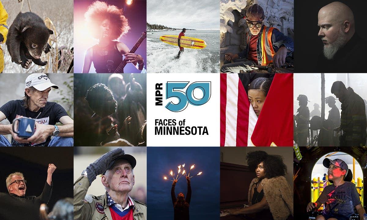 Faces of Minnesota