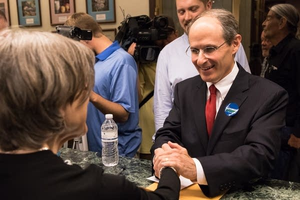 DFL Mike Rothman files to run for Minnesota attorney general.