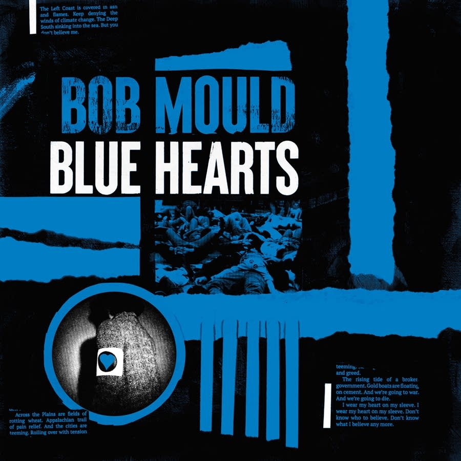 Bob Mould, 'Blue Hearts'