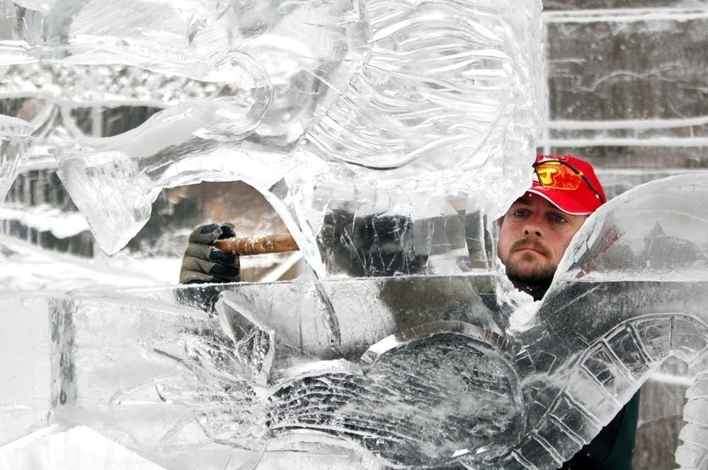 Ice competition