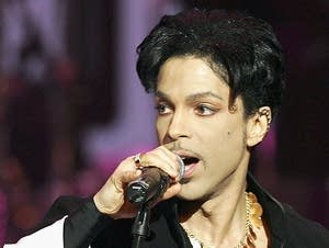 Prince at 36th Annual NAACP Image Awards
