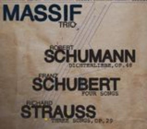 Massif Trio's latest disc
