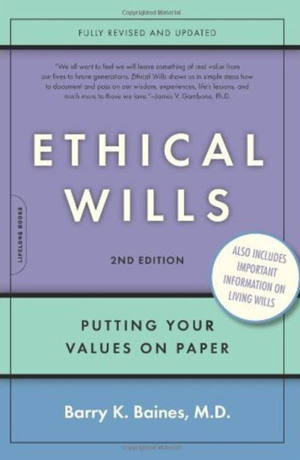 """""""Ethical Wills"""""""