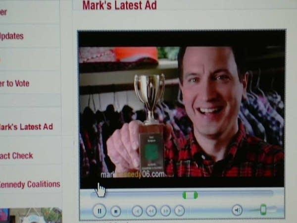 Kennedy TV ad