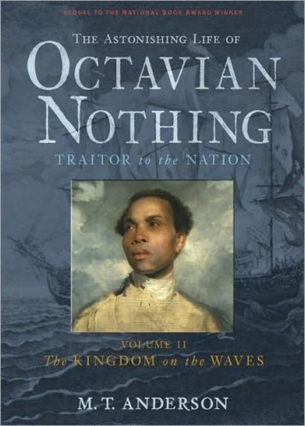 Cover art for 'Octavian Nothing'