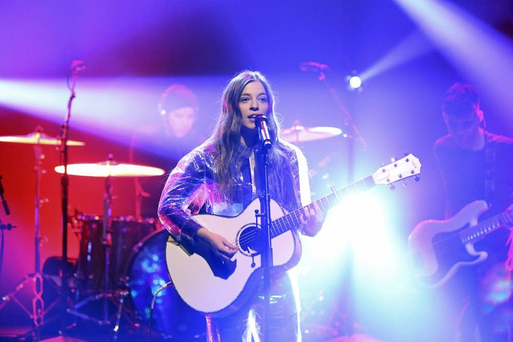 Jade Bird performs on 'The Tonight Show Starring Jimmy Fallon'