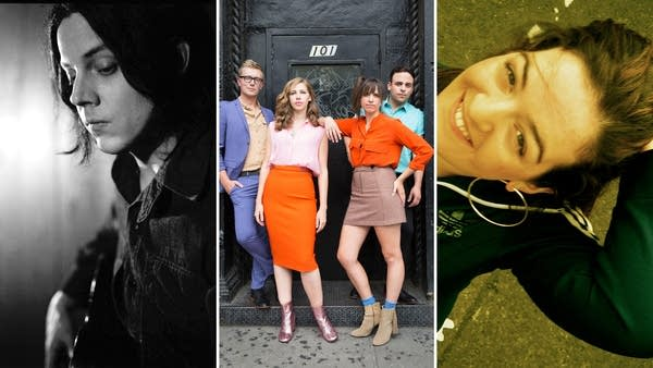 Live from here with chris thile for october 15 2016 - Lake street dive mistakes ...