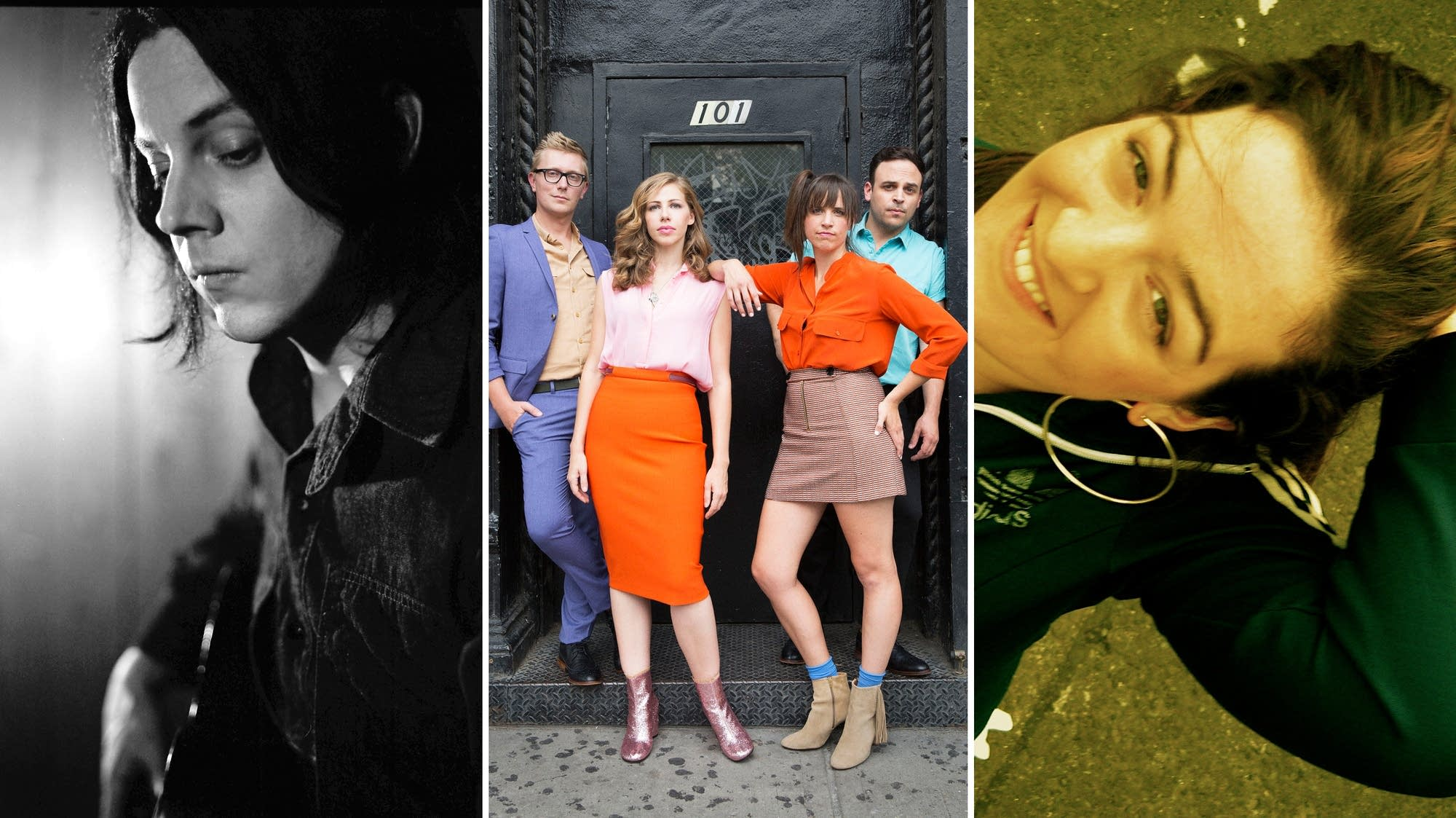 Jack White, Lake Street Dive, Maeve Higgins