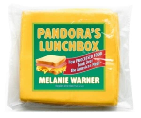 Pandora's Lunchbox coverart