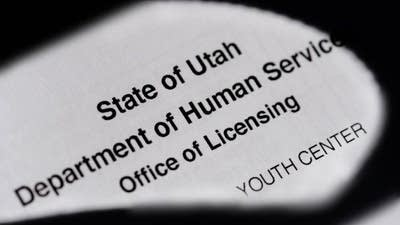 Utah's Youth Treatment Industry