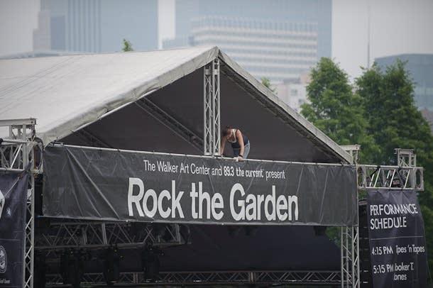 Rock the Garden 2011