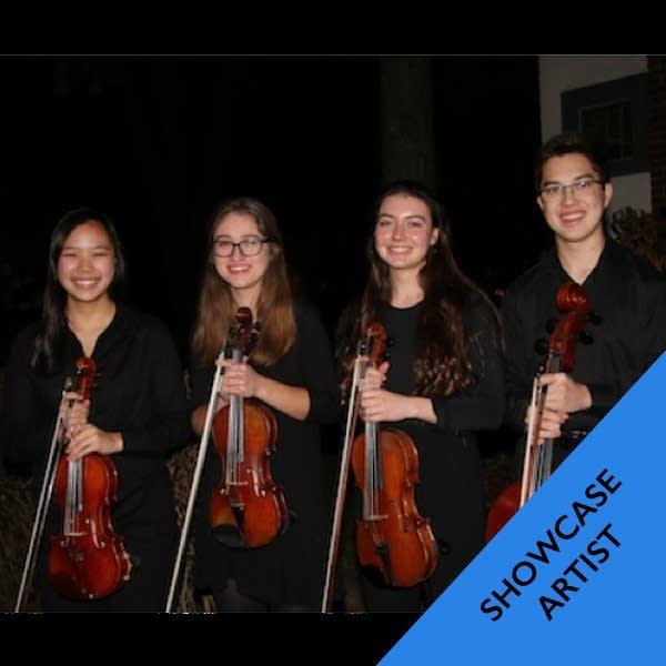 2018 Showcase Artist Quartet Fourzando