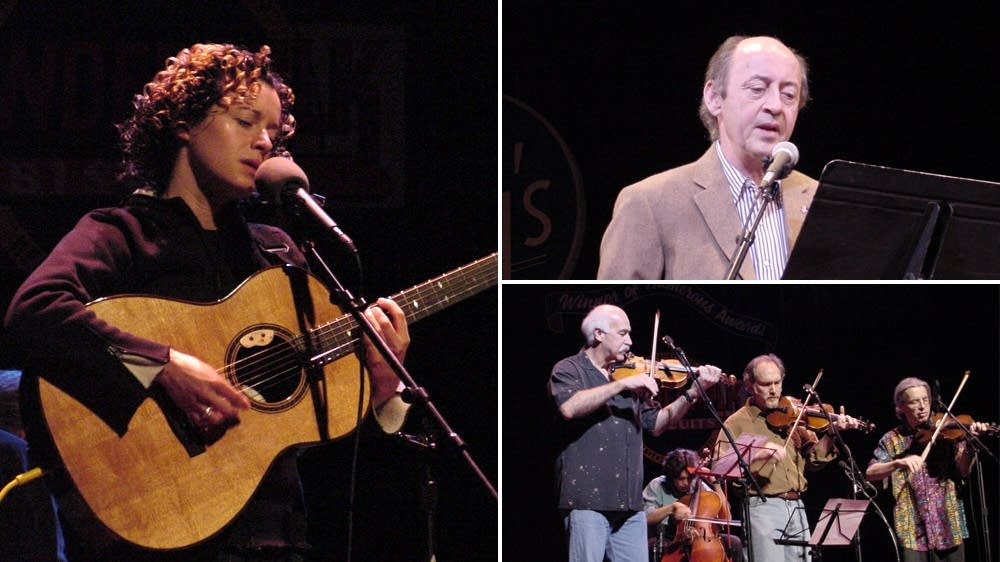 Kate Rusby, Billy Collins, Fiddlers 4