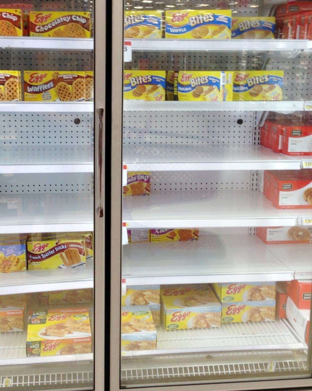 Terrific Expect More Empty Shelves Frustrate Target Customers Execs Interior Design Ideas Apansoteloinfo