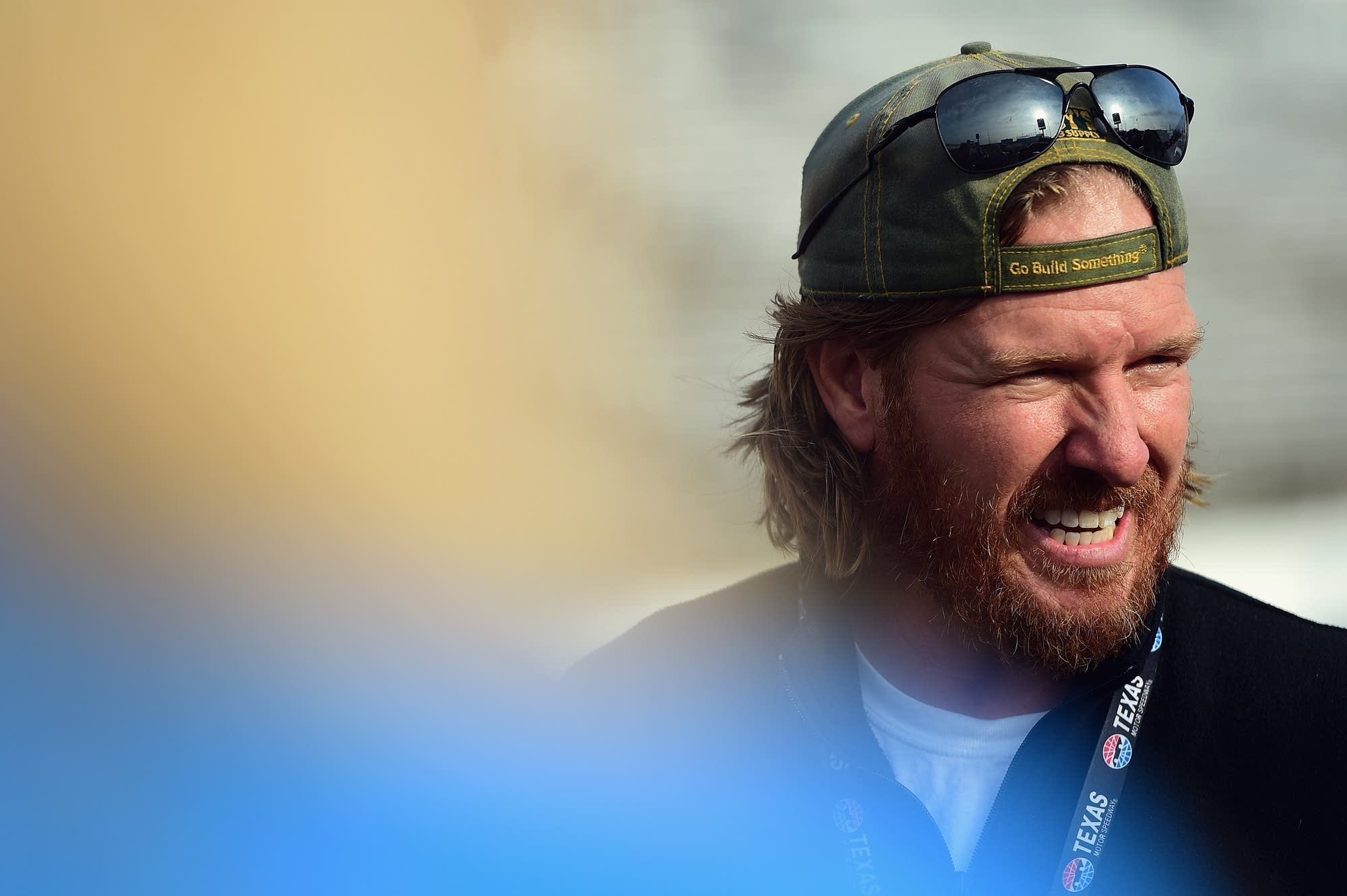 Chip Gaines of the HGTV series 'Fixer Upper'