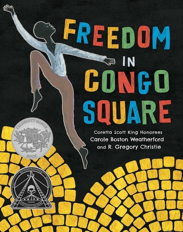 Julie's Library: Freedom in Congo Square