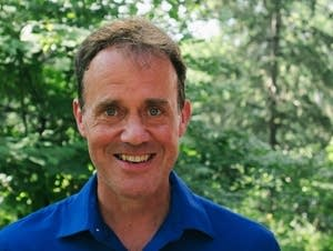 University of Minnesota professor Peter Mercer-Taylor