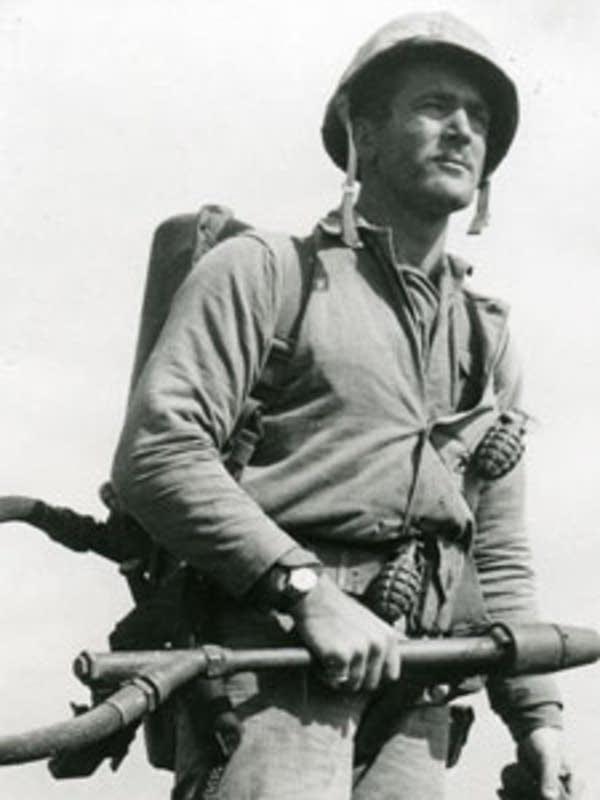 Cpl. Charles W. Lindberg