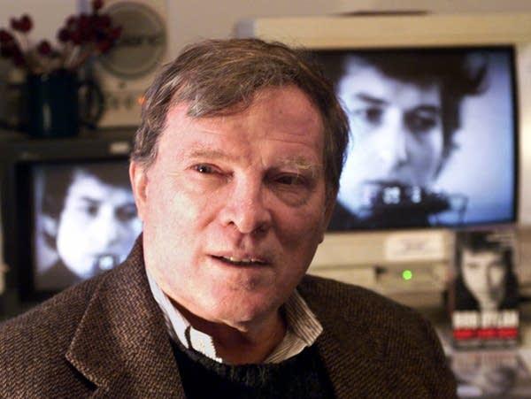 Documentary filmmaker D.A. Pennebaker