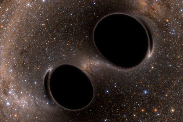 Gravitational waves detected