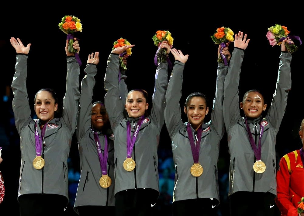 US Women's gymnastic team
