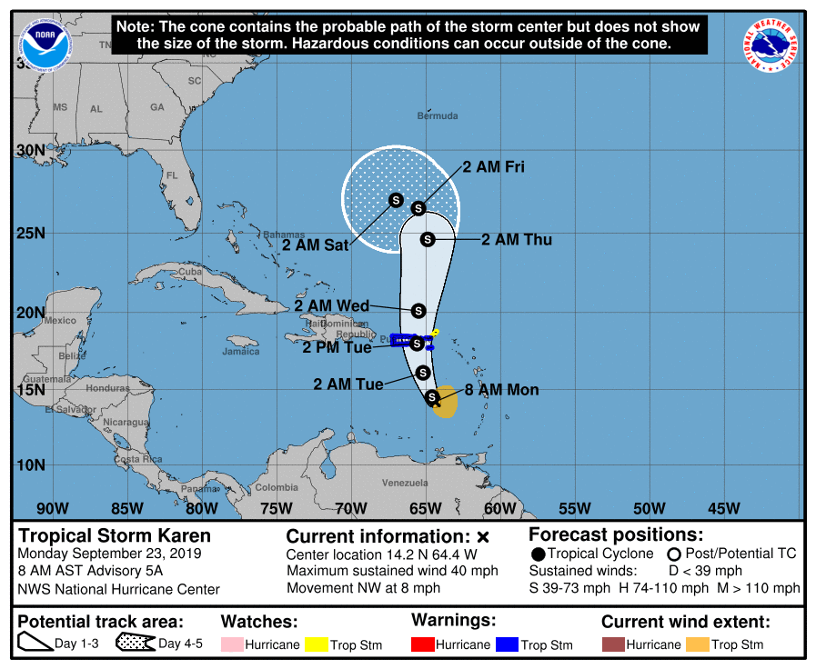 Tropical Storm Kate