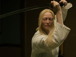 "Tilda Swinton stars as ""Zelda Winston"""