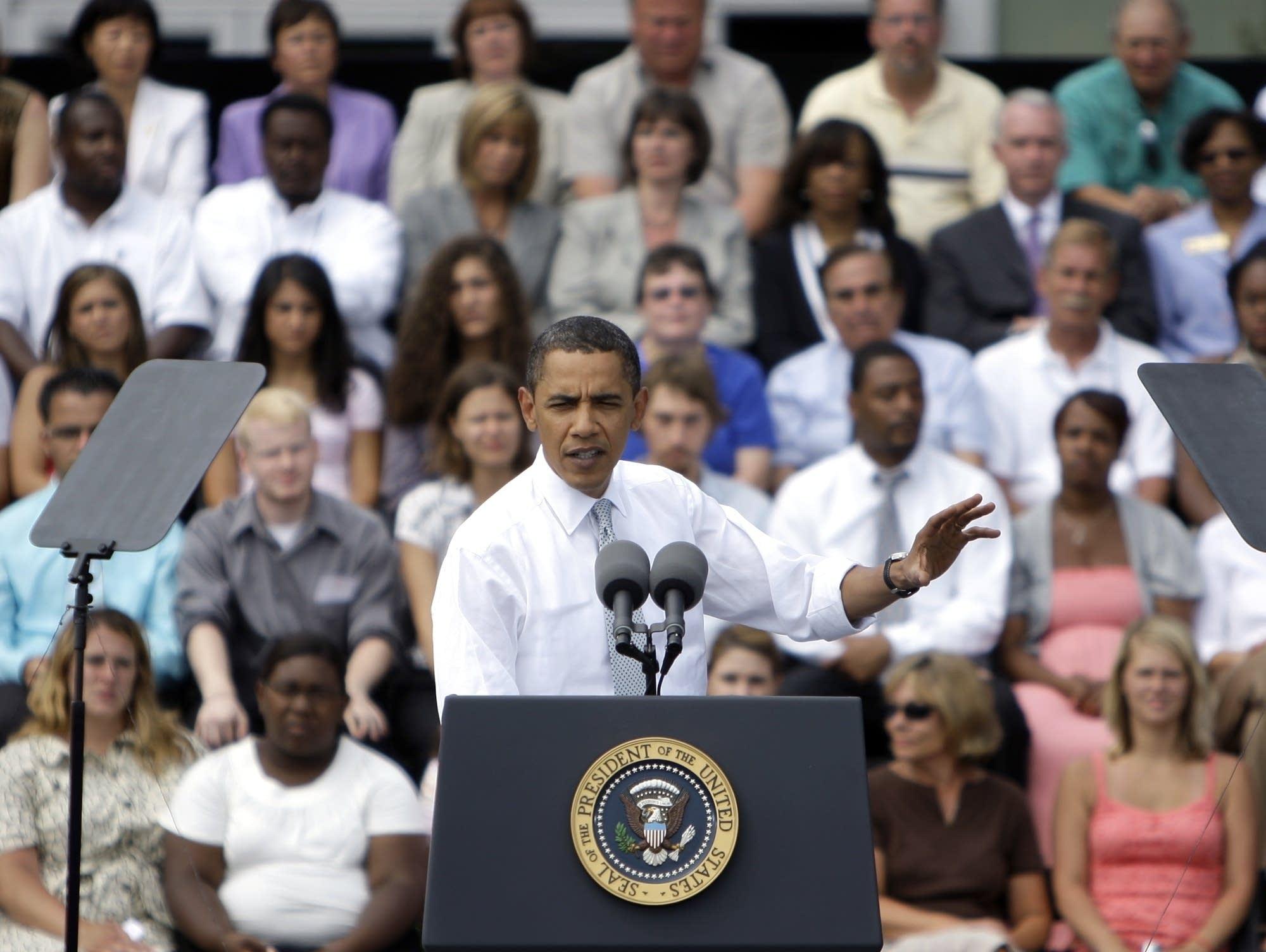 Barack Obama, American Graduation Initiative