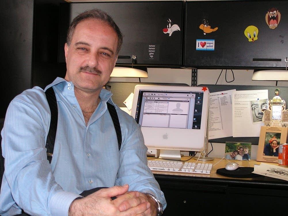Paul Maccabee