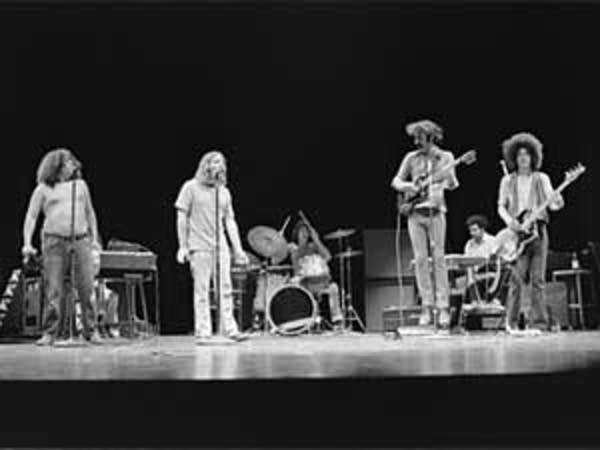 Frank Zappa and band