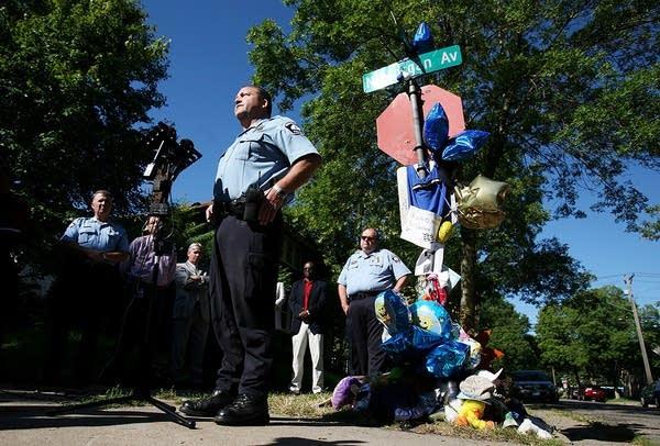Minneapolis Police Inspector Mike Martin