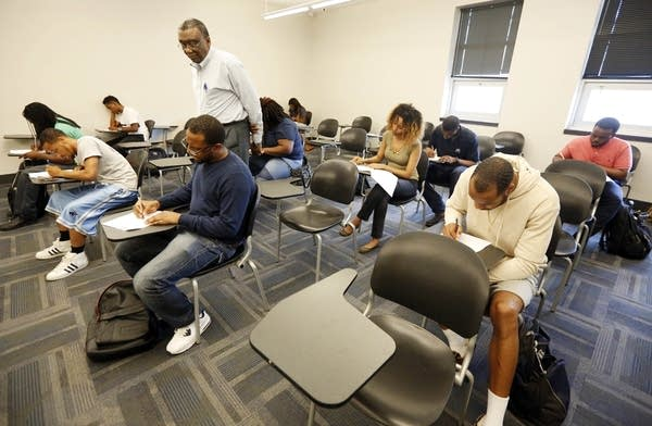 Despite decades of pledging to hire more black faculty, most universities didn't