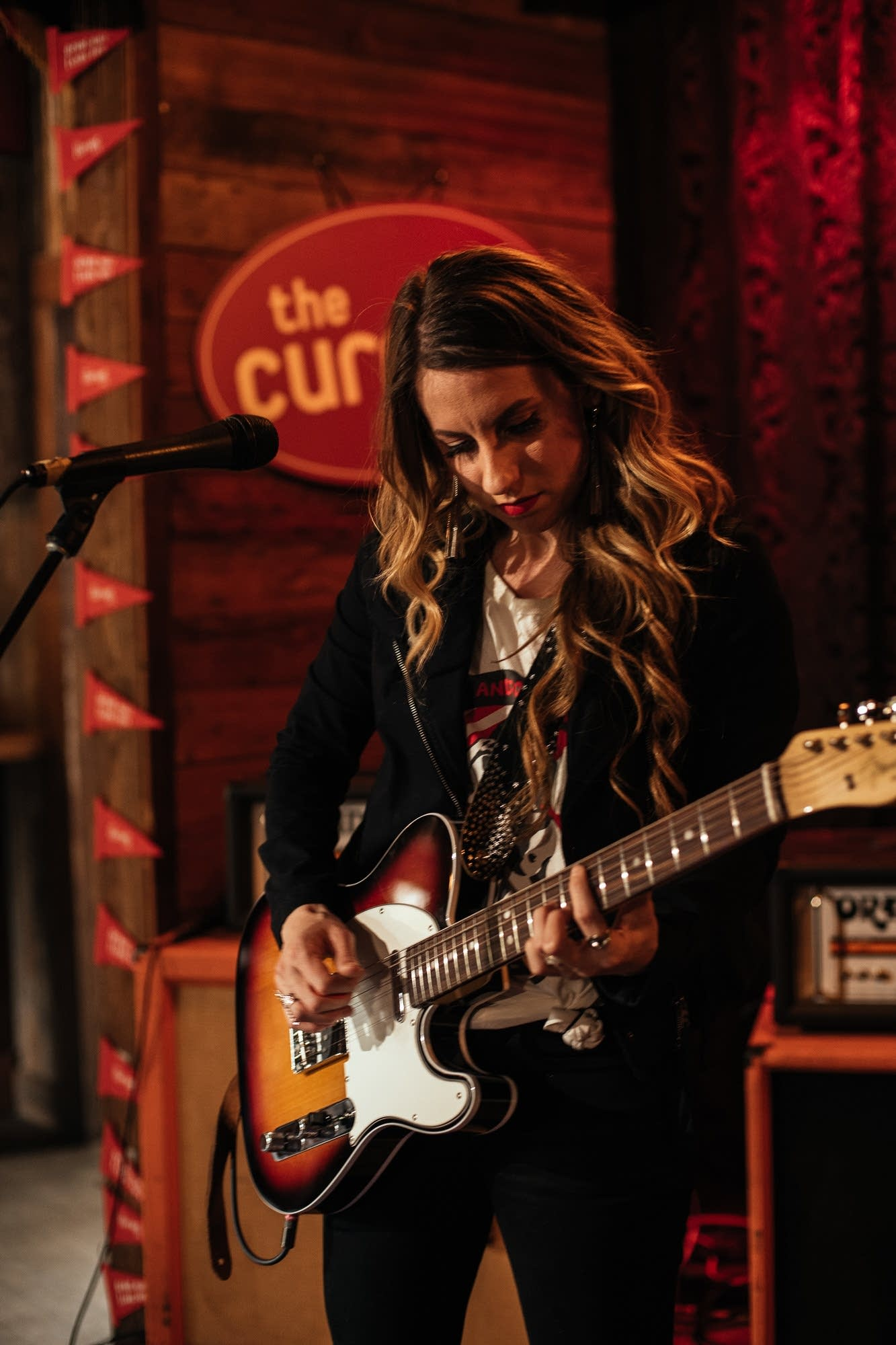 Caitlyn Smith performs at PledgeHouse at SXSW