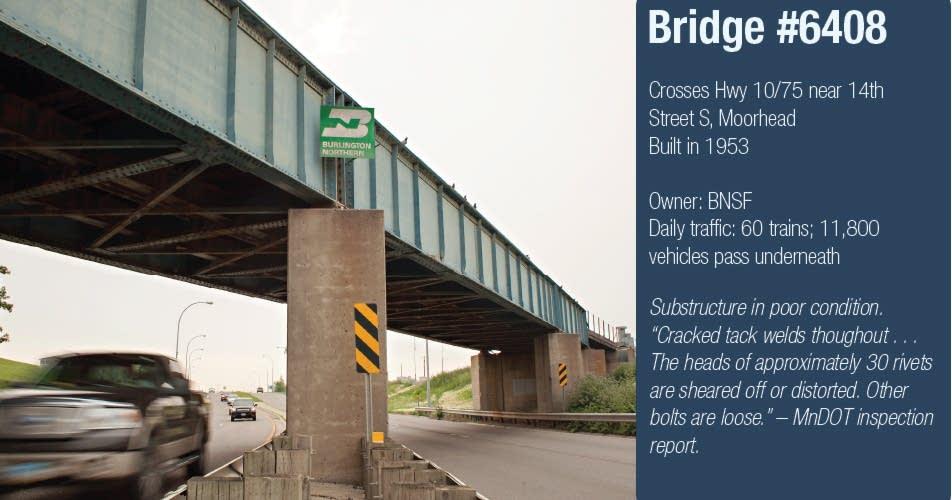 Bridge over Hwy. 10/75