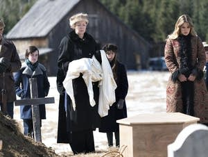 A funeral on 'Fargo'