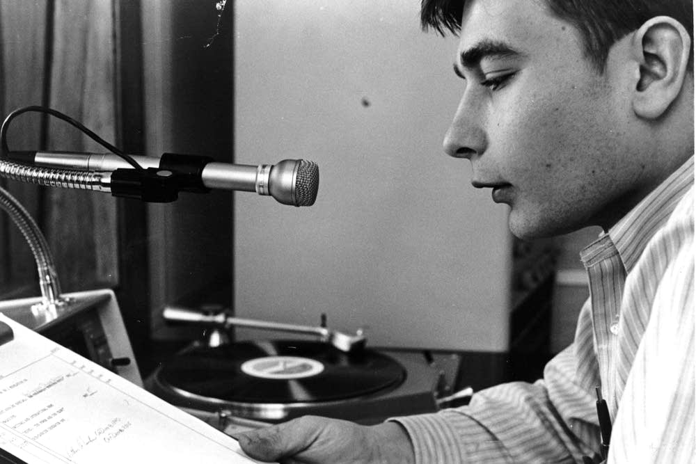 The early days at MPR: When music and news shared a call sign