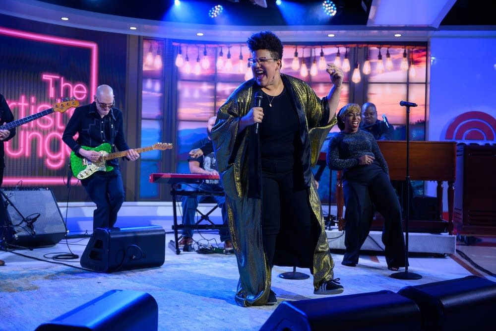 Brittany Howard on NBC's 'Today' show