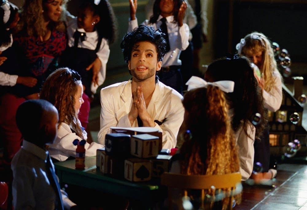 Prince circa 1991