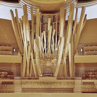 2004 Glatter-Götz-Rosales/Walt Disney Concert Hall, Los Angeles, CA