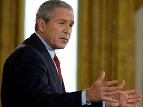 Bush on Iraq