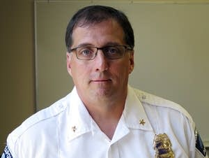 Minneapolis Deputy Police Chief Bruce Folkens