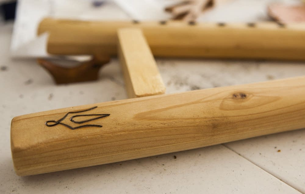 Ojibwe flute