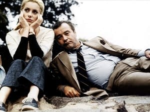 Catherine Deneuve, Jack Lemmon, 'The April Fools'