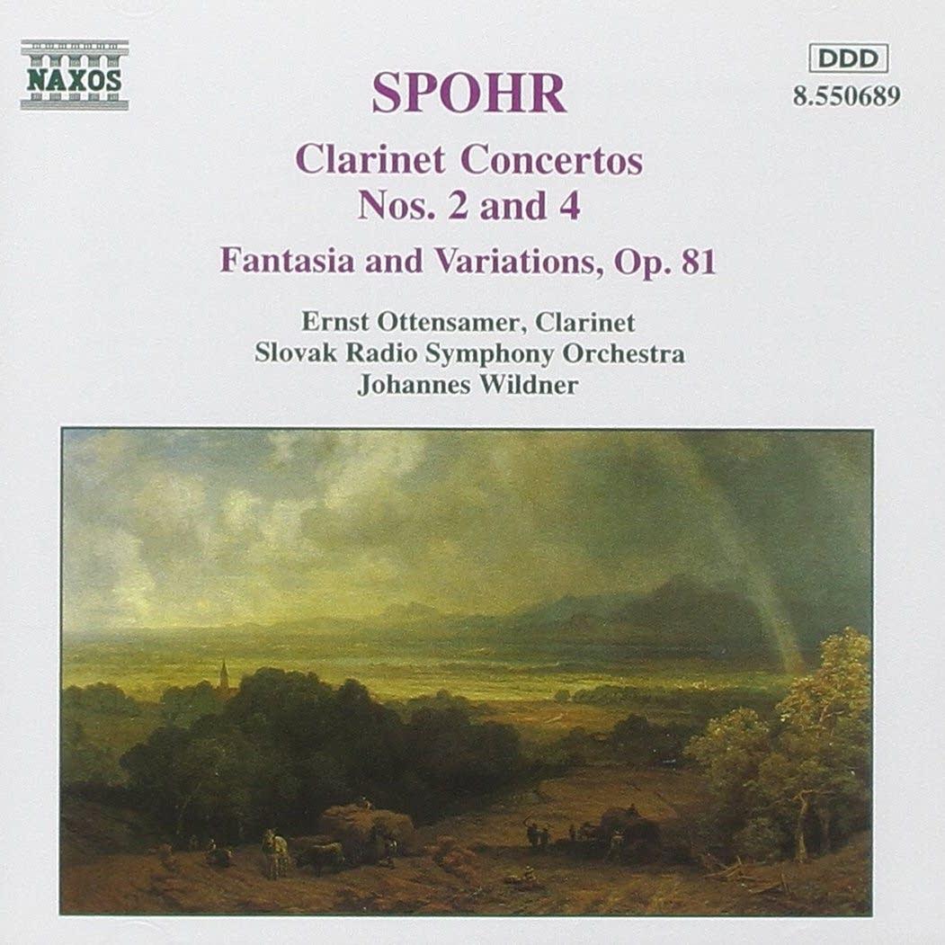 Louis Spohr - Clarinet Concerto No. 2: III. Rondo alla Polacca