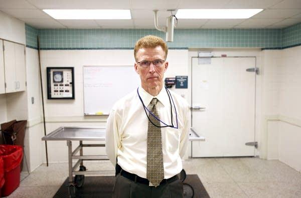 Ramsey County medical examiner