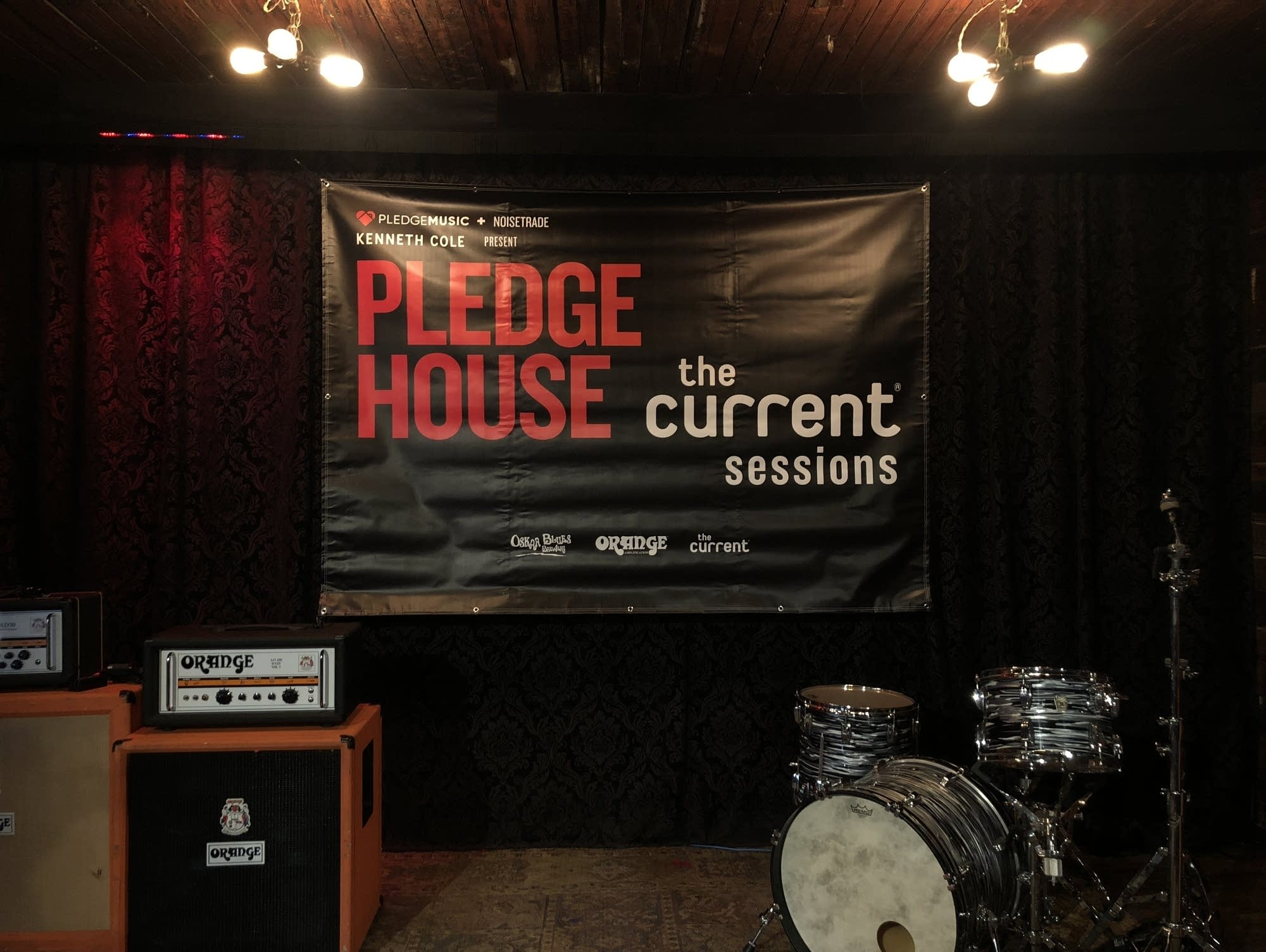 The Current Sessions at PledgeHouse