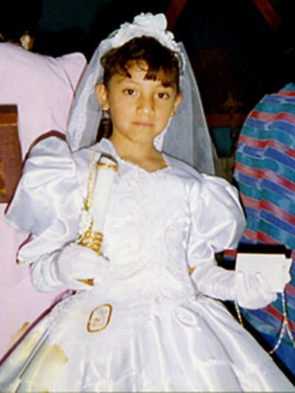 Maria's First Communion
